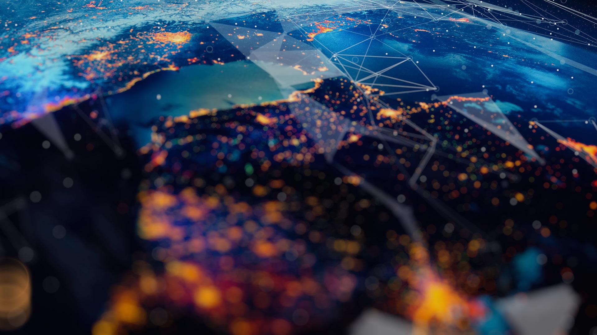 Global world network