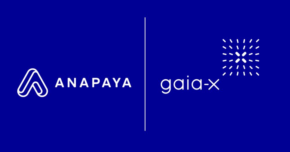 large-Anapaya  Gaia-X Blue